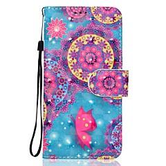 Для яблока iphone 7plus 7 phone case pu кожаный материал бабочка узор 3d картина телефон случай 6s плюс 6plus 6s 6 se 5s 5