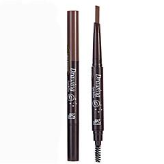 tanie -Brwi Spódnica ołówkowa Sucha Długotrwały Natutalne Blaknięcie Czarny Szary Gradient Odsłonięte Oczy