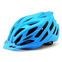 ieftine -Cască biciclete Casca CE Ciclism 16 Găuri de Ventilaţie Ultra Ușor (UL) Sporturi Tinerețe Ciclism montan Ciclism stradal Ciclism