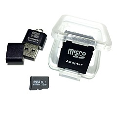 abordables Cartes Mémoire-32Go TF carte Micro SD Card carte mémoire Class10 AntW1-32