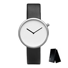 preiswerte Tolle Angebote auf Uhren-Herrn Quartz Armbanduhr Militäruhr Sportuhr Chinesisch Armbanduhren für den Alltag Leder Band Charme Kreativ Freizeit Einzigartige