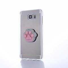 voordelige Galaxy Note 4 Hoesjes / covers-hoesje Voor Samsung Galaxy Note 8 Note 5 DHZ squishy Achterkantje dier Hard Acryl voor Note 8 Note 5 Note 4 Note 3