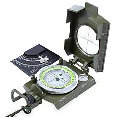 お買い得  コンパス-コンパス 指向 航海 キャンプ/ハイキング/ケイビング キャンピング&ハイキング トレッキング 金属合金