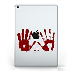 Per iPad (2017) Custodie cover Transparente Fantasia/disegno Custodia posteriore Custodia Transparente Halloween Morbido TPU per Apple