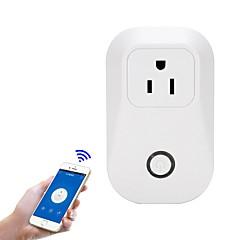 olcso LED-es kiegészítők-JIAWEN 1 db Elektromos csatlakozó Wifi