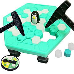 Brettspiel Pinguin retten Spielzeuge Desktop Familieninteraktion Pinguin Kunststoff Stücke keine Angaben Geschenk