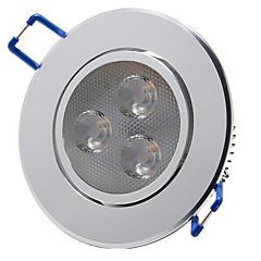 1pc 5w χωνευτό led spot φωτιστικό φως φως ζεστό λευκό / άσπρο τρύπα ac220v τρύπα 95mm 3200 / 6500k