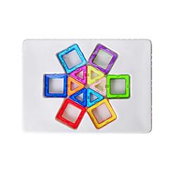 ألعاب المغناطيس أحجار البناء كتل المغناطيسية المغناطيسي بناء مجموعات ألعاب تربوية ألعاب بدعة مغناطيس غير محدد الأطفال قطع