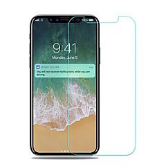 強化ガラス スクリーンプロテクター のために Apple iPhone X スクリーンプロテクター ハイディフィニション(HD) 硬度9H 指紋防止 3Dラウンドカットエッジ