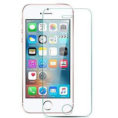Недорогие Защитные пленки для iPhone-Защитная плёнка для экрана Apple для iPhone 8 Закаленное стекло 1 ед. Защитная пленка для экрана 3D закругленные углы Уровень защиты 9H HD
