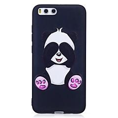 voordelige Hoesjes / covers voor Xiaomi-voor case cover patroon back cover case panda soft tpu voor xiaomi xiaomi redmi 4x xiaomi mi 6