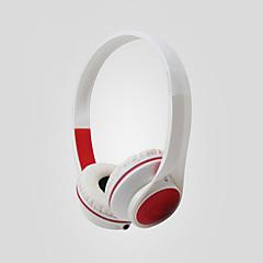 abordables Auriculares para Videojuegos-DM-2750 Sobre el oído / Cinta Con Cable Auriculares El plastico Teléfono Móvil Auricular Aislamiento de ruido Auriculares