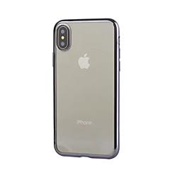 Недорогие Кейсы для iPhone X-Кейс для Назначение Apple iPhone X iPhone 8 Покрытие Кейс на заднюю панель Прозрачный Мягкий ТПУ для iPhone X iPhone 8 Pluss iPhone 8