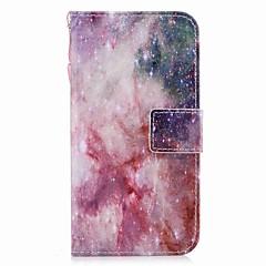 Назначение iPhone X iPhone 8 iPhone 8 Plus Чехлы панели Кошелек Бумажник для карт со стендом Флип С узором Магнитный Чехол Кейс для Цвет