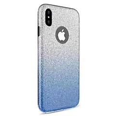 Назначение iPhone X Чехлы панели IMD Задняя крышка Кейс для Сияние и блеск Мягкий Термопластик для Apple iPhone X