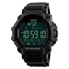 skmei mannen slim horloge chronograaf kalorieën pedometer multifunctionele sport horloges herinnering digitale horloges relogios 1249