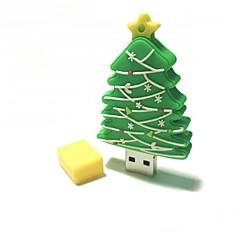4GB Boże Narodzenie usb flash drive kreatywnych kreatywnych choinki christmas gift usb 2.0