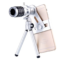 Optrix exolens lentes de cámara del smartphone 165 lente granangular 3x lente focal larga para el ipad de iphone6 / 6s / 6plus / 6splus