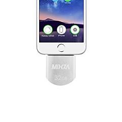 mixza mfi certyfikacja iu-007 dla iphone otg usb flash drive 32gb dla iphone / ipod / ipad air / ipad mini / mac
