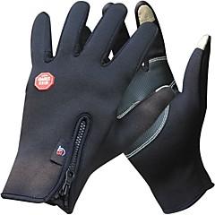 Rękawiczki sportowe Rękawiczki rowerowe Zdatny do noszenia Ochronne Full Finger Tkanina Kolarstwo / Rower Dla obu płci