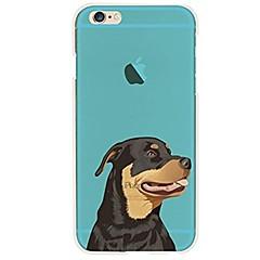voordelige iPhone 5S / SE hoesjes-Voor iPhone X iPhone 8 Hoesje cover Patroon Achterkantje hoesje Hond Zacht TPU voor Apple iPhone X iPhone 7s Plus iPhone 8 iPhone 7 Plus