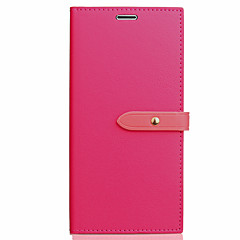 For Case Cover Card Holder with Stand Flip Full Body Case Solid Color Hard PU Leather for Motorola Moto G5 Plus Moto G5