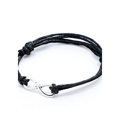 preiswerte Armbänder-Damen Wickelarmbänder - Leder Klassisch Armbänder Rot / Blau / Rosa Für Alltag / Strasse