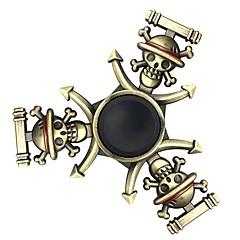 Fidget Spinner geinspireerd door One Piece Roronoa Zoro Anime Cosplayaccessoires Chroom