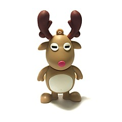 8GB Boże Narodzenie usb flash drive kreskówka Boże Narodzenie deer christmas gift usb 2.0