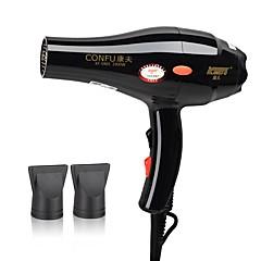 kf-5865 secador de cabello eléctrico herramientas de estilo bajo ruido pelo salón de viento caliente / fría