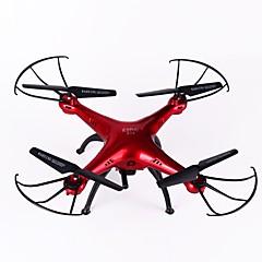 voordelige quadcopter-RC Drone ZSR/C Z1+ 4 Kanaals 6 AS 2.4G RC quadcopter LED verlichting Terugkeer Via 1 Toets Failsafe Headless-modus 360 Graden Fip Tijdens