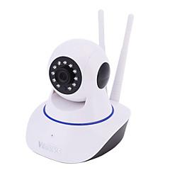 veskys® 720p 1.0m hd wifi -valvontakamera IP-kameralla, jossa on pilven varastointi / kaksisuuntainen ääni / kaukosäädin / yönäkymä