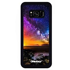 halpa Galaxy S4 Mini kotelot / kuoret-Etui Käyttötarkoitus Kuvio Takakuori Scenery Pehmeä TPU varten S8 S8 Plus S7 edge S7 S6 edge plus S6 edge S6 S6 Active S5 Mini S5 Active