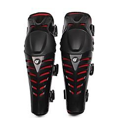 abordables Ropa de Protección-HEROBIKER MK1001R Rodillera Equipo de protección de la motocicleta unisexo Adultos Plástico duro
