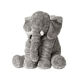 abordables Juguetes de Peluche-Elefante Colchón Almohadas Animales de peluche y de felpa Bonito Animal Chica Juguet Regalo 1 pcs