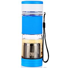 Καθημερινά Εσωτερικό Ποτήρια, 450 Σκληρυμένο Γυαλί Τσάι Νερό Μπουκάλια Νερού κενού Κύπελλο