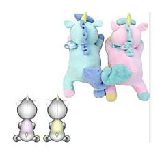محشوة لعب ألعاب Unicorn حيوان خيالي عطلة الأطفال 1 قطع