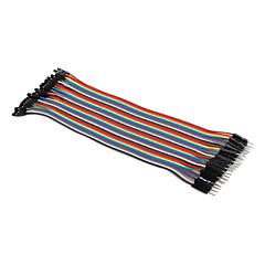 fire de sârmă pentru fire electronice pentru fire electronice de 22cm pentru arduino