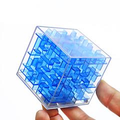 Magische Würfel Logik & Puzzlespielsachen 3D Labyrinthpuzzle-Würfel Bildungsspielsachen Spielzeuge Freunde Mode Neues Design Erwachsene