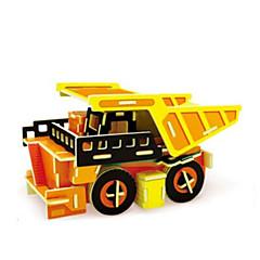 قطع تركيب3D شاحنة ألعاب شاحنة سيارات الأطفال 1 قطع