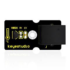 お買い得  センサー-keyestudio簡単なプラグds18b20 arduinoのための温度センサー