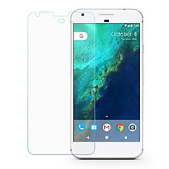 cheap Other Screen Protectors-Screen Protector Google for Google Pixel Tempered Glass 1 pc Scratch Proof 2.5D Curved edge 9H Hardness High Definition (HD)