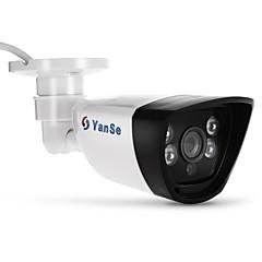 yanse® 3.6 / 6 / 8mm φακός παρακολούθησης cctv νυχτερινής όρασης εσωτερικές και εξωτερικές κάμερες αδιάβροχη ασφάλεια 735cc
