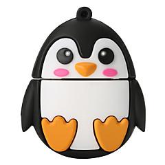 cartoon pinguïn hoge snelheid 128gb usb 2.0 flash drive u schijf geheugen schijf