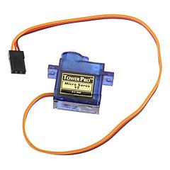 TowerPro SG90 1.5kg/0.3sec 9g Micro Servo (Blauw)