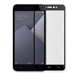 Недорогие Защитные плёнки для экранов Xiaomi-Защитная плёнка для экрана XIAOMI для Redmi Note 5A Закаленное стекло 1 ед. Защитная пленка на всё устройство Против отпечатков пальцев