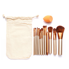 1set Brush Sets Synthetisch haar