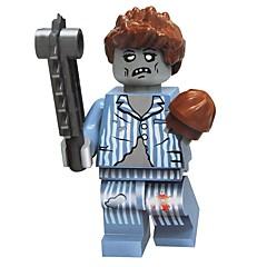 voordelige -Bouwblokken Blokken minifiguren 1 pcs DHZ Geest Kinderen Volwassenen Geschenk