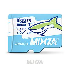 tarjeta de memoria mixza micro sd card 32gb class10 tarjeta de memoria flash microsd para teléfono inteligente / tableta