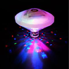 brelong led renkli sualtı ışık havuzu lamba küvet ışık rgb kullanım 3xaaa pil - pil yok